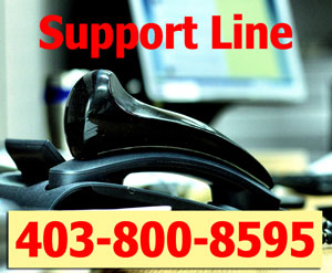 Support Line Number 300x247