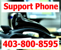 Support Phone NUmber
